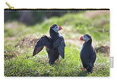 The Angel Puffin Carry-all Pouch