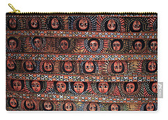 The Angels Of Debre Birhan Selassie Church Carry-all Pouch