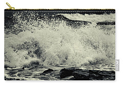 The Angry Sea Carry-all Pouch