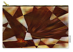 The Angular Bird - Abstract Carry-all Pouch