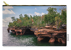 The Apostle Islands Carry-all Pouch