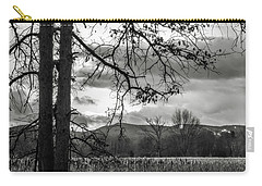 Carry-all Pouch featuring the photograph The Appalachian Trail by Eduard Moldoveanu