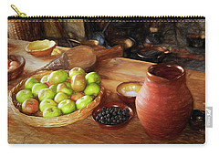 The Apple Basket Carry-all Pouch