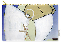 Carry-all Pouch featuring the painting The Arc by Michal Mitak Mahgerefteh