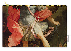 The Archangel Michael Defeating Satan Carry-all Pouch
