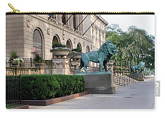 The Art Institute Of Chicago - 3 Carry-all Pouch