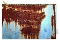 The Art Of Rust Carry-all Pouch