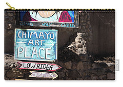 The Art Place In Chimayo Carry-all Pouch