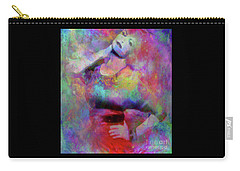 The Artist Carry-all Pouch by Tlynn Brentnall