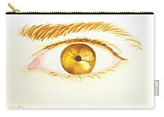 The Artist's Eye Carry-all Pouch by Stacy C Bottoms