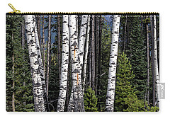 The Aspens Carry-all Pouch