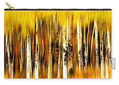 The Aspens Of Kenosha Pass Carry-all Pouch
