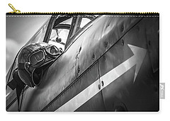 The Aviator - Bw Series Carry-all Pouch