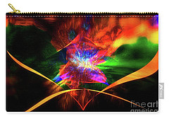 Carry-all Pouch featuring the photograph The Awakening by Geraldine DeBoer