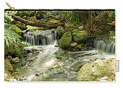 The Babbling Brook Carry-all Pouch