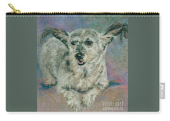 The Baby Carry-all Pouch by Jodie Marie Anne Richardson Traugott          aka jm-ART
