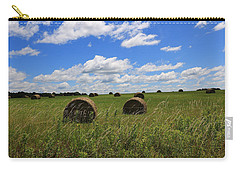 The Bales Of Summer Carry-all Pouch