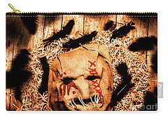 The Barn Monster Carry-all Pouch