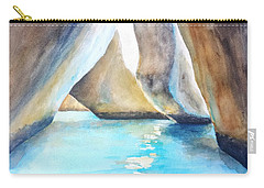 The Baths Water Cave Path Carry-all Pouch