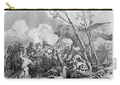The Battle Of Bull Run Carry-all Pouch