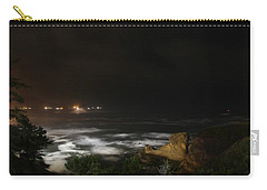 The Bay At Night Carry-all Pouch