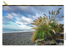 The Beach At Brookings Carry-all Pouch