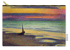 The Beach At Heist Carry-all Pouch