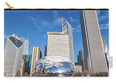 The Bean And The City Carry-all Pouch