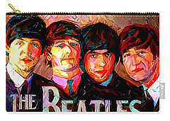 The Beatles Carry-all Pouch