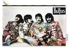 The Beatles--sargent Peppers Lonely Hearts Club Band Carry-all Pouch