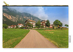 The Beautiful Dolomites Carry-all Pouch by Roy McPeak