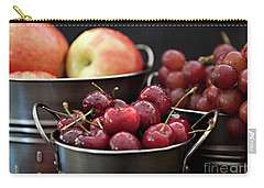 The Beauty Of Fresh Fruit Carry-all Pouch
