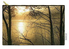 The Beauty Of Nature Carry-all Pouch by Rose-Marie Karlsen