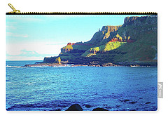 Carry-all Pouch featuring the photograph The Beauty Of Northern Irelandd by Alan Lakin