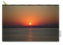 The Beauty Of Sunset Carry-all Pouch