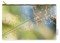 The Beauty Of The Earth. Natural Watercolor Carry-all Pouch