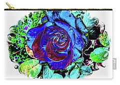 The Beauty Of The Eye Carry-all Pouch