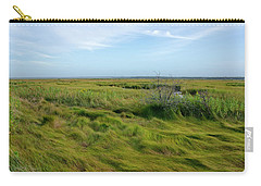 The Beauty Of The Marsh Carry-all Pouch