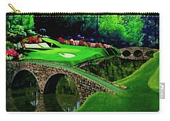 The Beauty Of The Masters Cropped Version Carry-all Pouch