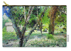 The Beauty Of Trees Carry-all Pouch by Ashish Agarwal