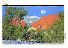 The Beauty That Takes Your Breath Away And Leaves You Speechless. That's Colorado.  Carry-all Pouch