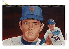 From The Mets To The Rangers Carry-all Pouch
