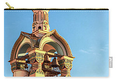 The Bell Tower Of The Temple Of Grand Duke Vladimir Carry-all Pouch