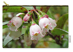The Belles Ringing In Spring Carry-all Pouch by I'ina Van Lawick