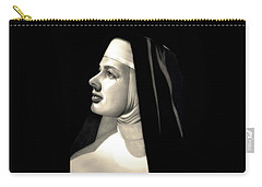 The Bell's Of St. Mary's  Carry-all Pouch by Fred Larucci