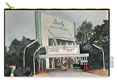 The Beverly Drive Inn Carry-all Pouch