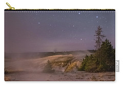 The Big Dipper In Yellowstone National Park Carry-all Pouch