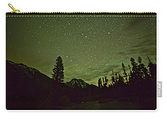 The Big Dipper Over Mount Moran Carry-all Pouch