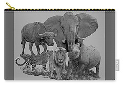 The Big Five Carry-all Pouch