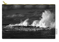 Carry-all Pouch featuring the photograph The Big One by Nareeta Martin